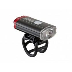 Světlo př. & zad. A-DoubleShot 250 / 12 lm USB