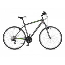 Compact 2021 stříbrná-matná/zelená